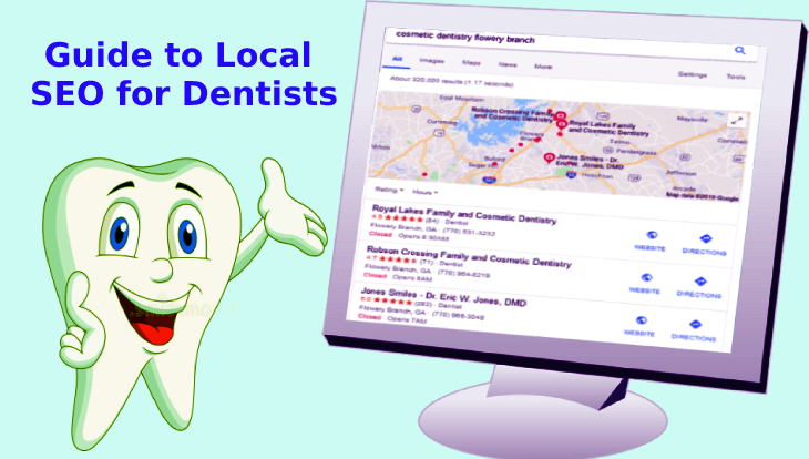 Local SEO Guide for Dentist